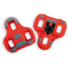 Look Kéo Grip Pedal Plates red